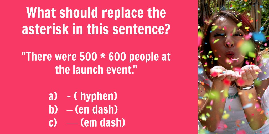 Hyphen vs. en dash vs. em dash: What's the difference?