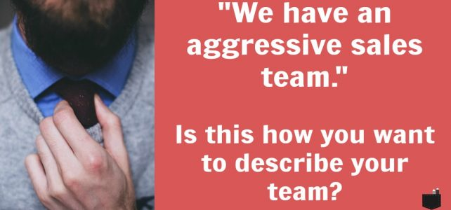 "What ""aggressive"" means: Is being an aggressive brand or business professional a good thing?"