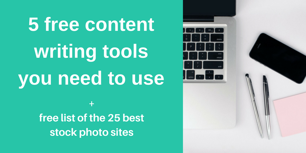 free content writing tools