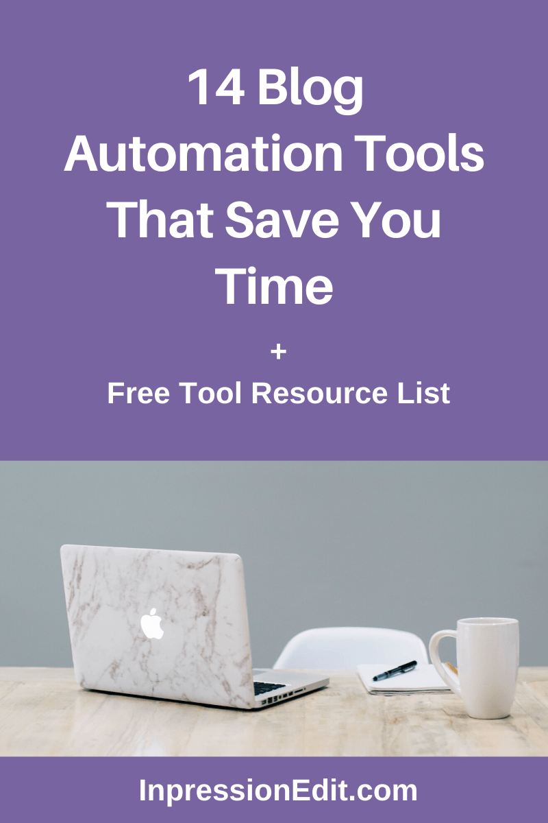 Wish blogging for your biz took up less time? Learn about 14 blog automation tools that free up time in your calendar + grab the downloadable list.