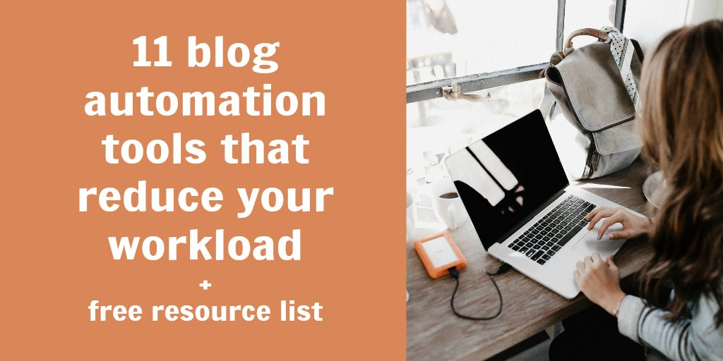 blog automation tools