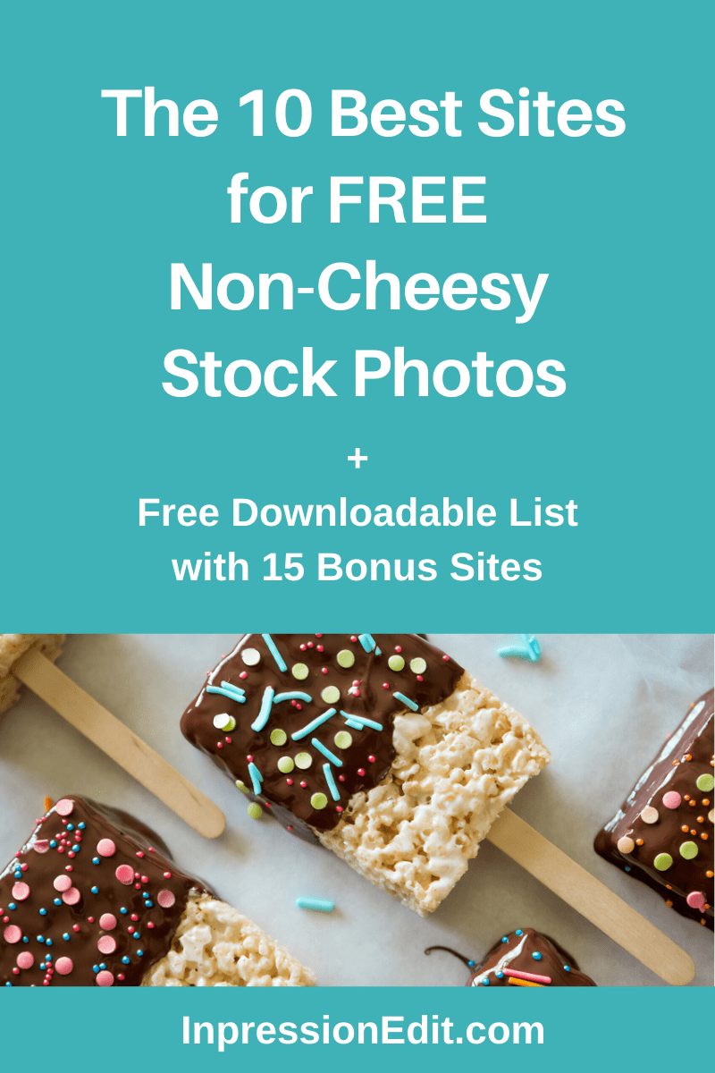 Need stock photos for your website or blog that don't actually look like stock photos? Discover the 10 best sites for non-cheesy stock photos.