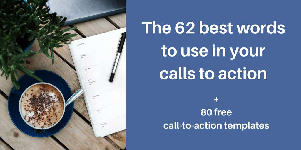 your call to action