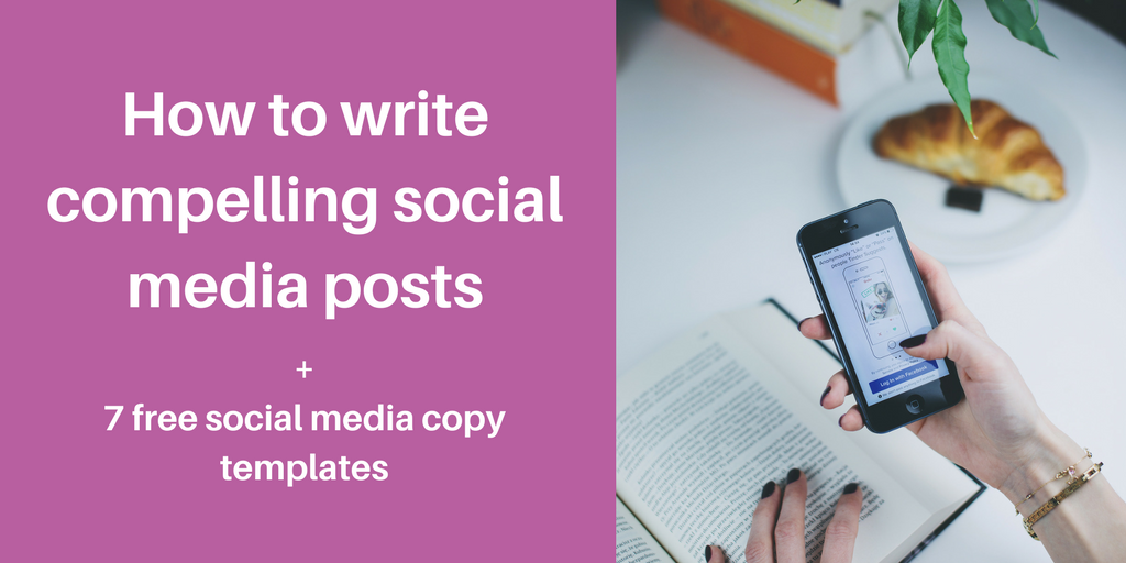 social media post copy tips
