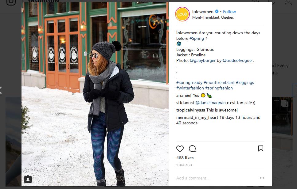 write good Instagram captions