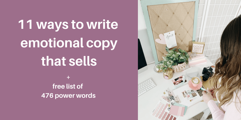 11 ways to write emotional copy that sells